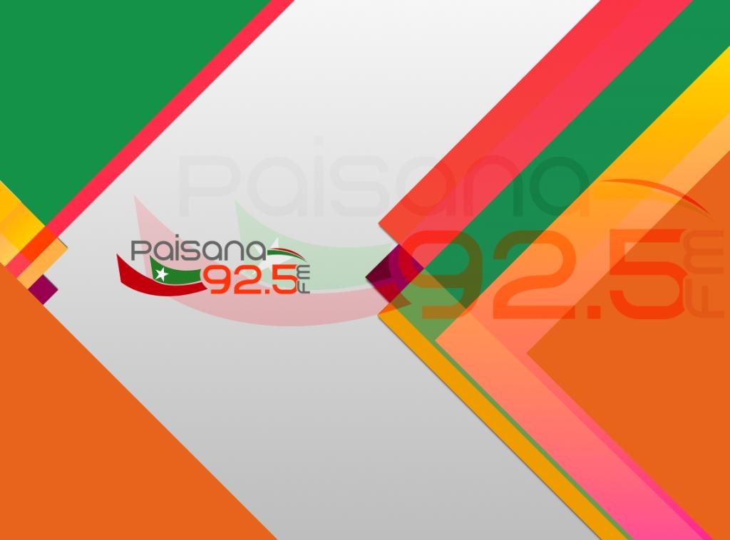 Paisana 92.5 FM
