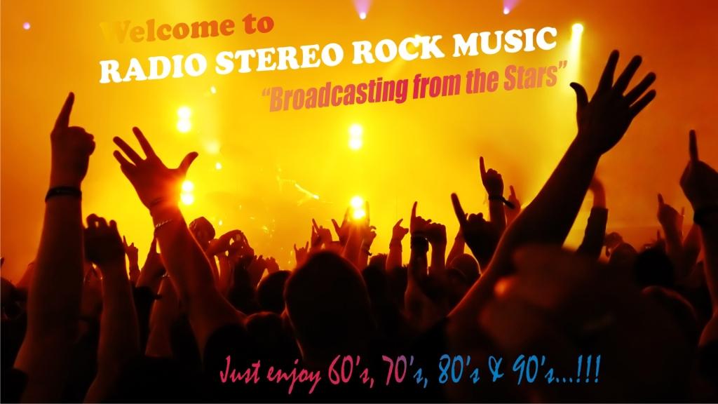 RADIO STEREO ROCK MUSIC