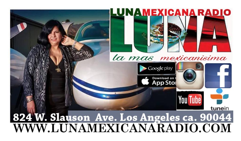 Luna mexicana Radio