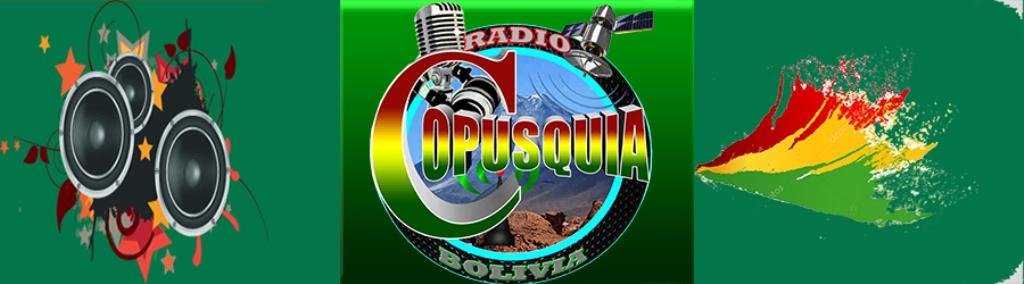 RADIO COPUSQUIA FM BOLIVIA