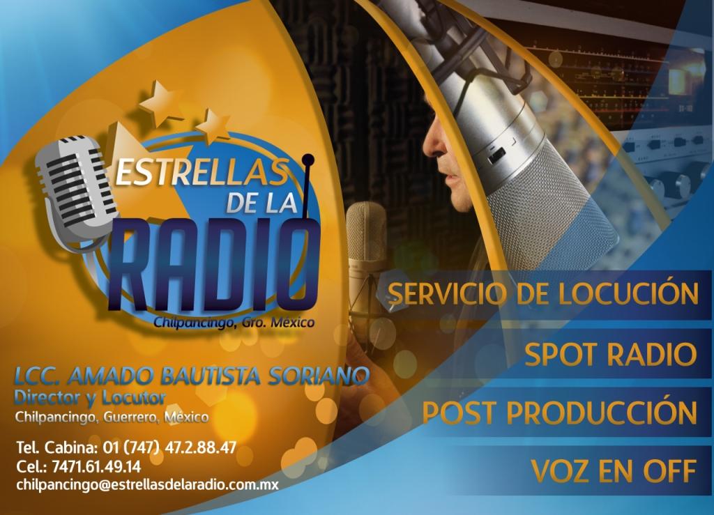 ESTRELLAS DE LA RADIO.