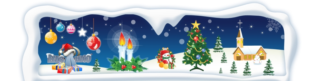 Big R Radio - Standard Christmas Hits