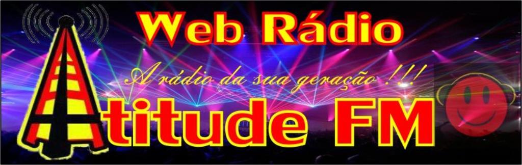 Web rádio Atitude FM
