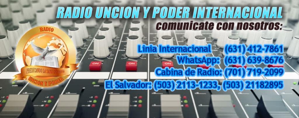 Radio Unción y Poder Internacional, NY
