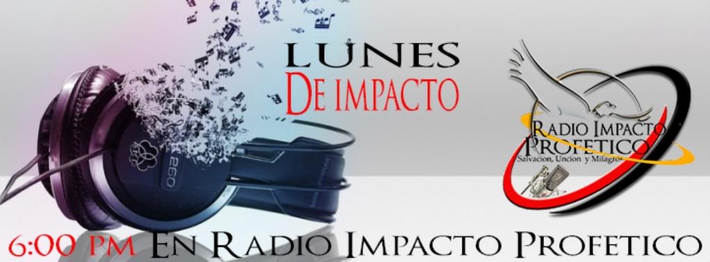 RADIO IMPACTO PROFETICO AVIVAMIENTO LIVE