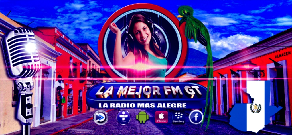 LA MEJOR FM GT