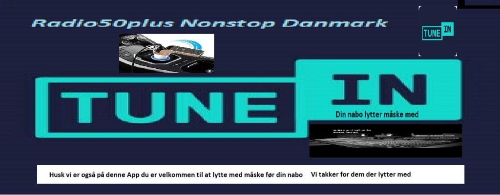 Radio50plus Nonstop Danmark