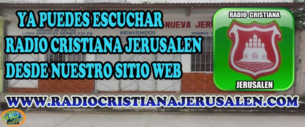 Radio Cristiana Jerusalen