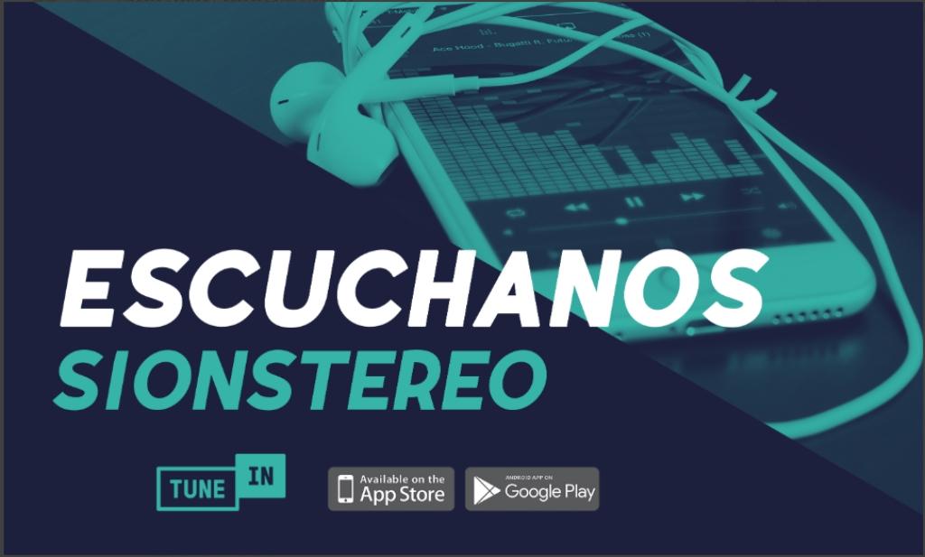 SionStereo 101.7 FM - (Barranquilla) (Colombia)