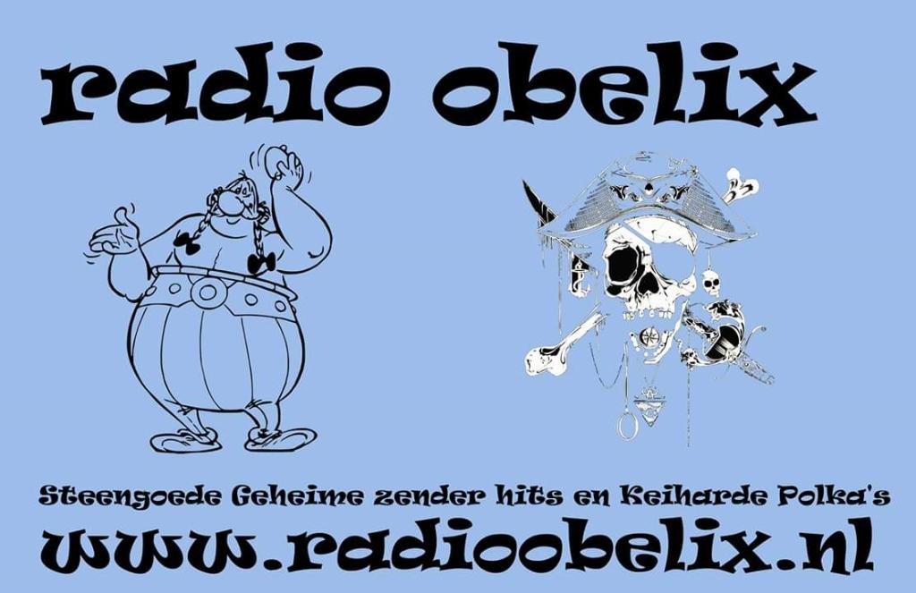 Radio Obelix Piratenhits & Polka's