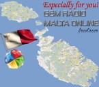 GEM Radio Malta online