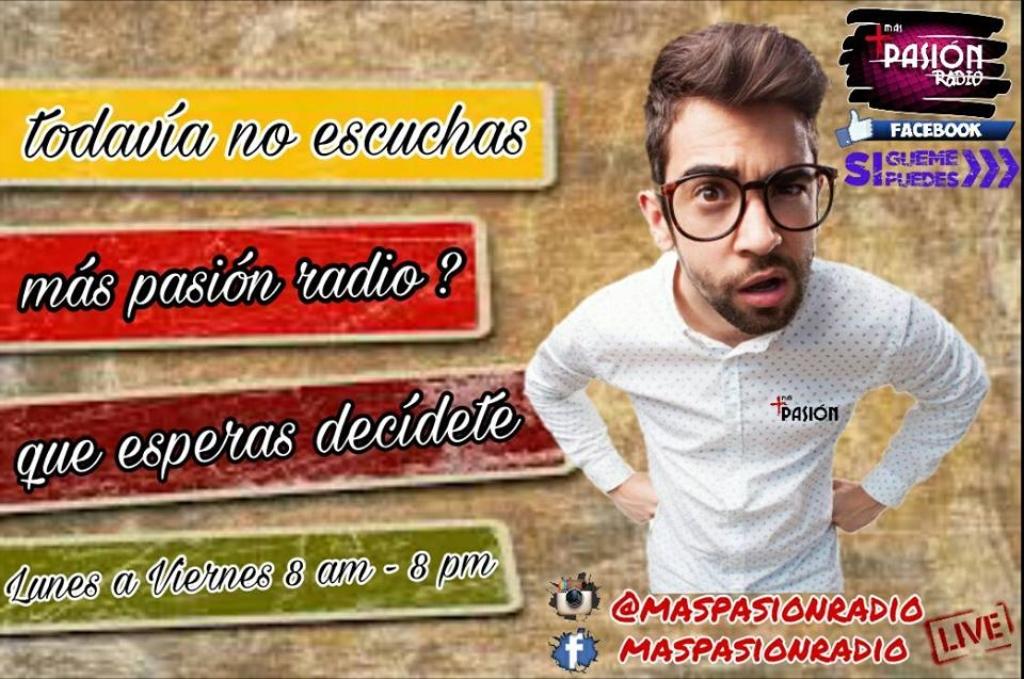 MasPasionRadio-Barranquilla