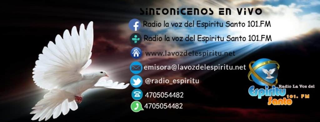 Radio La voz del Espíritu Santo 101.FM