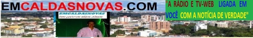 RÁDIO  EM  CALDAS NOVAS