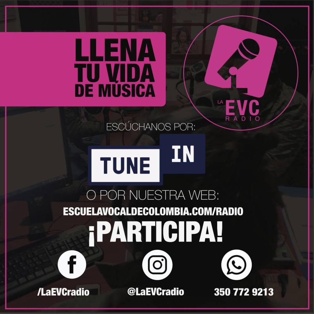 La EVC Radio - Escuela Vocal de Colombia