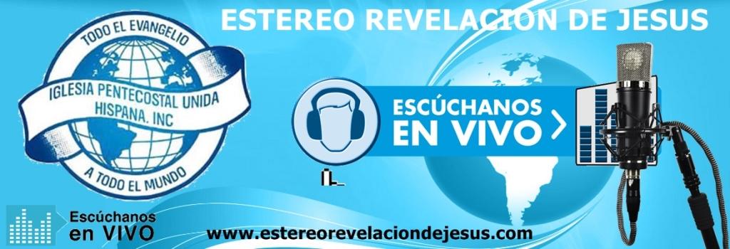 Estereo Revelacion De Jesus