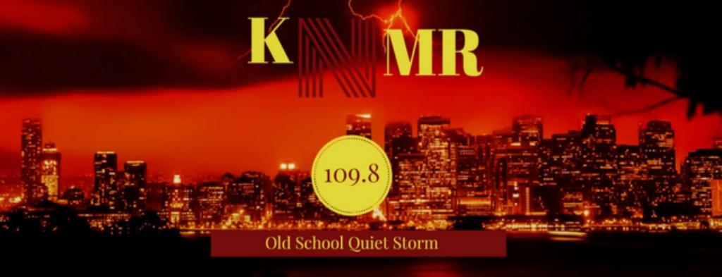 """KNMR 109.7 """"N'ite Moods Radio"""""""