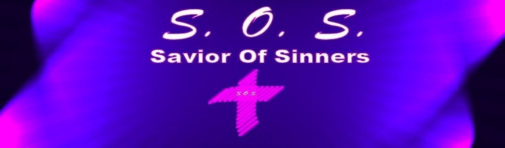 Savior Of Sinners