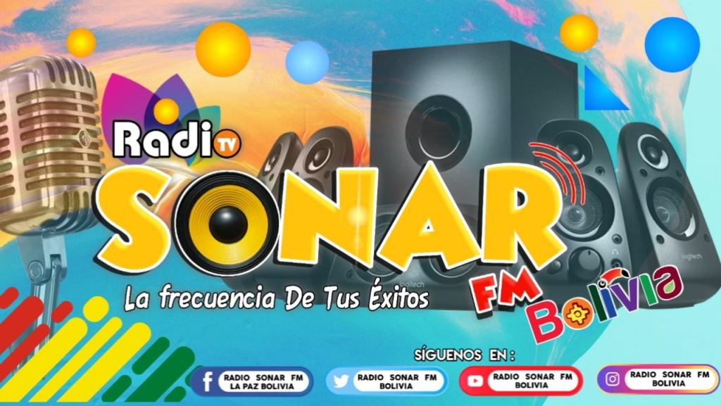 RADIO SONAR FM BOLIVIA