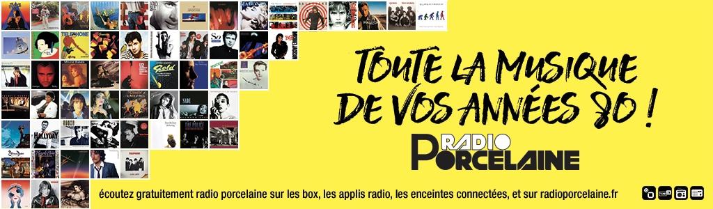 Radio Porcelaine
