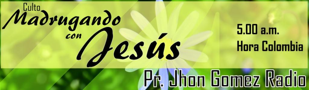 Pr. Jhon Gomez Radio