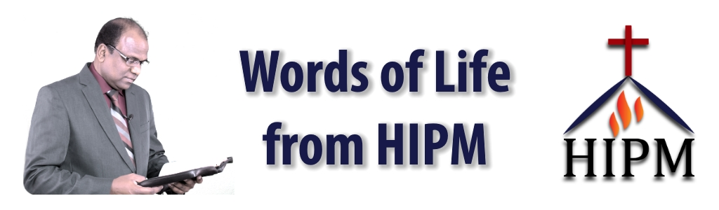 Words of Life from HIPM
