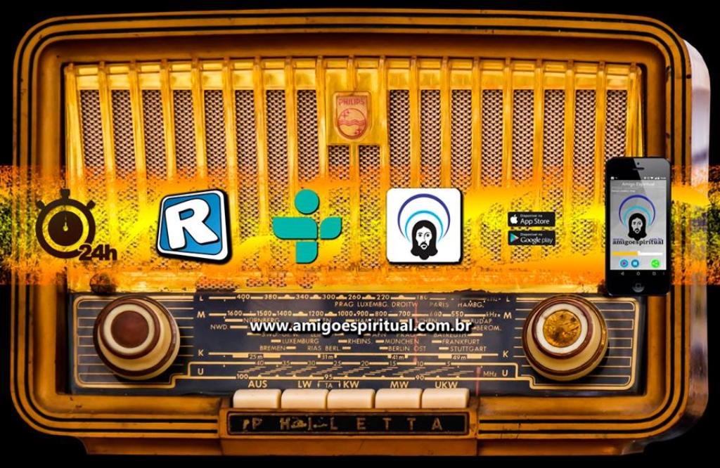 Web Radio Amigo Espiritual