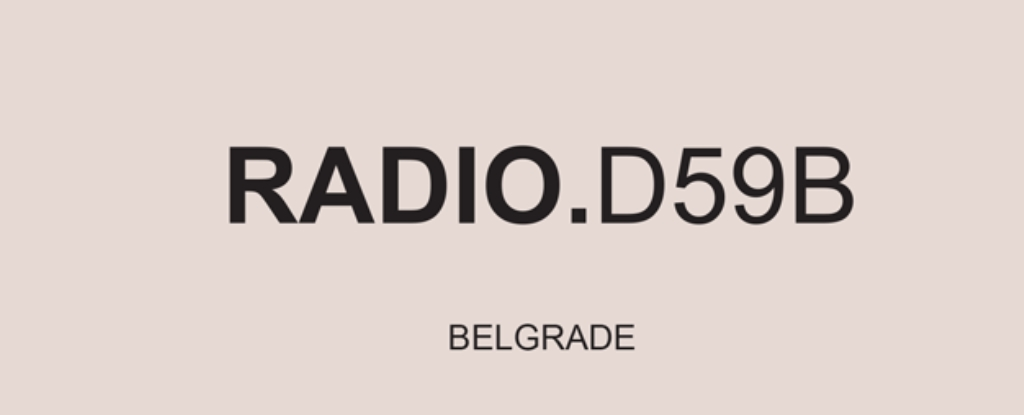 RADIO D59B