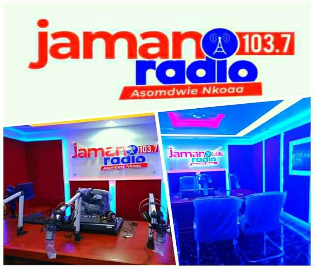 Jaman Radio 103.7