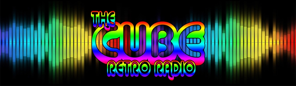 The Cube Retro Radio