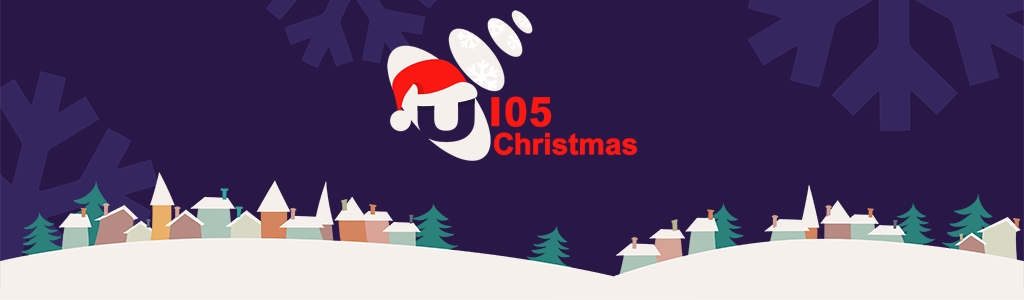 U105 Christmas
