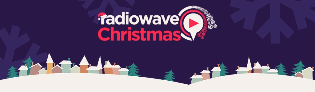 Radio Wave Christmas
