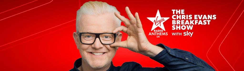 Virgin Radio Anthems UK