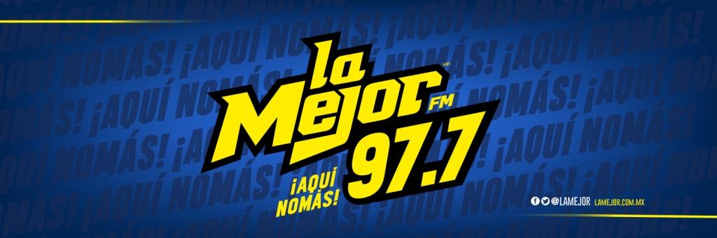 La Mejor 97.7 FM Ciudad de México