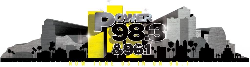 Power 98.3 & 96.1
