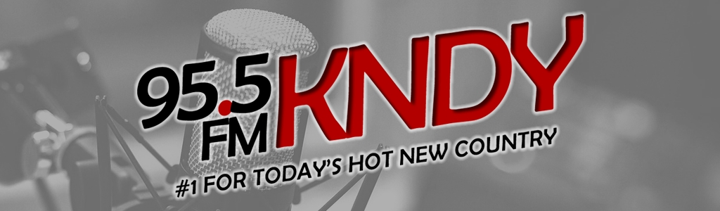 Today's Hot New Country FM 95.5 KNDY
