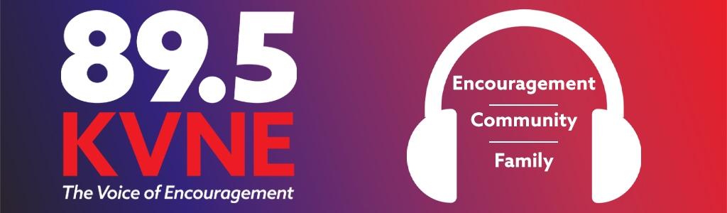 89.5 KVNE (The Voice of Encouragement)