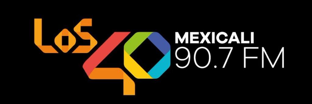 LOS40 Mexicali 90.7 FM