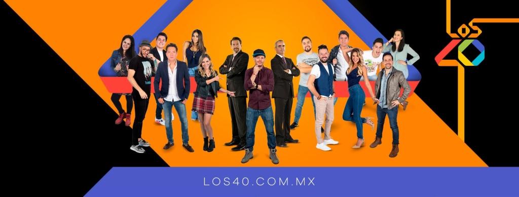 LOS40 Ciudad de México 101.7 FM