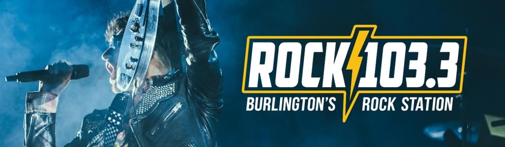 Rock 103.3 - Burlington's Rock Station