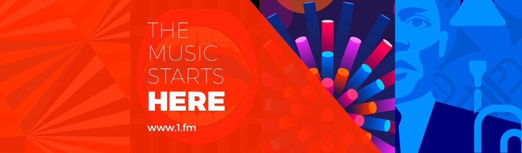 1.FM -Absolute TOP 40 Radio