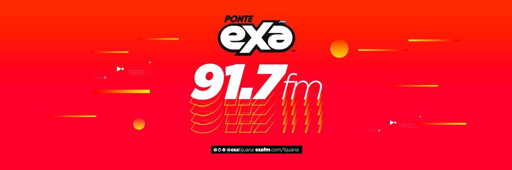 Exa FM 91.7 Tijuana