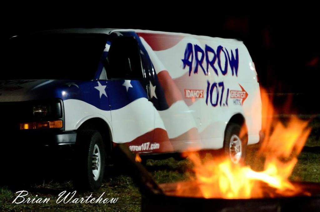 Arrow 107.1, KQEO