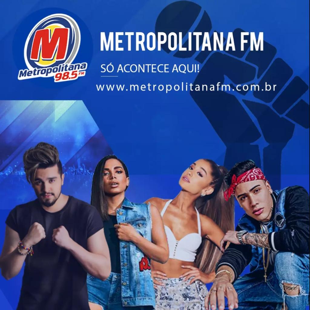 Metropolitana FM São Paulo