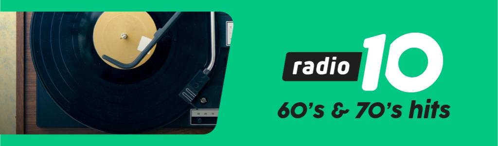 Radio10 - 60's & 70's Hits