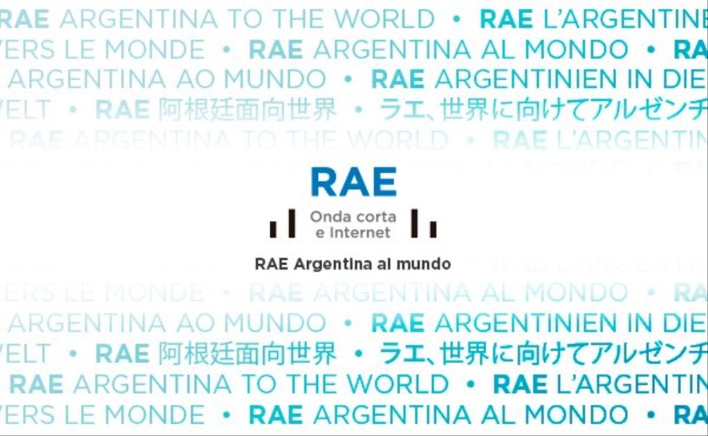 RAE Argentina al Mundo (Argentina to the World)