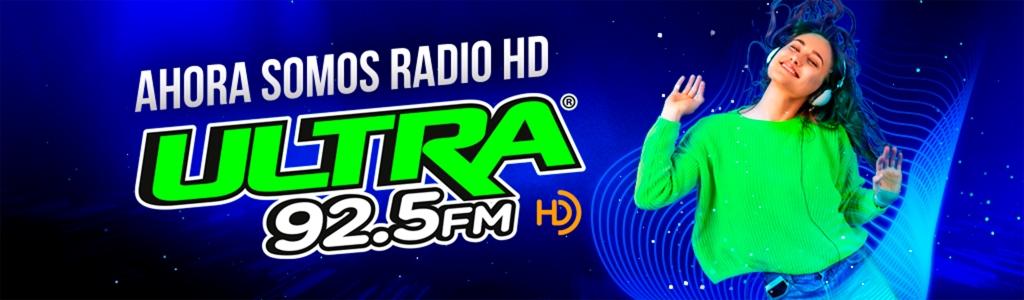 Ultra 92.5 FM Puebla