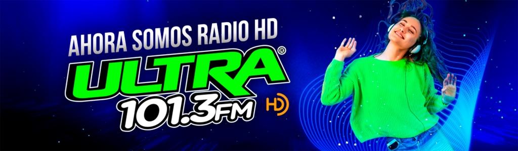 Ultra 101.3 FM Toluca