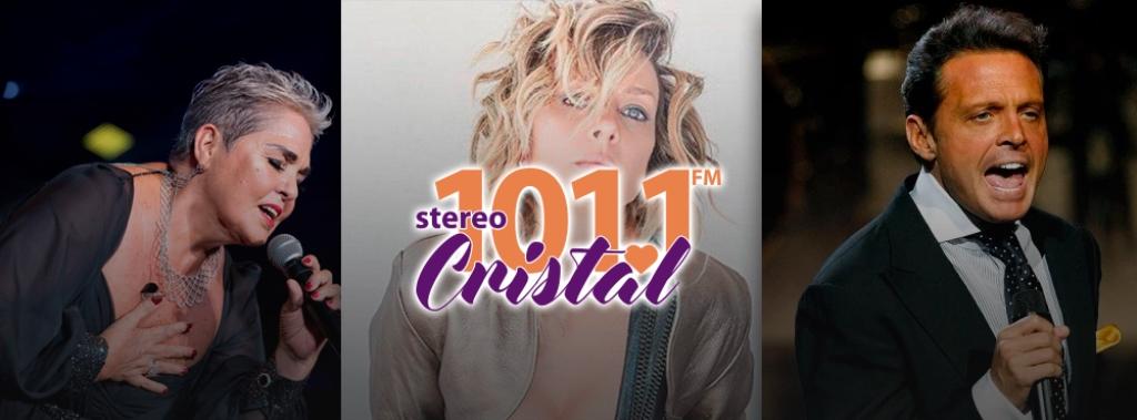 Stereo Cristal 101.1 FM Querétaro
