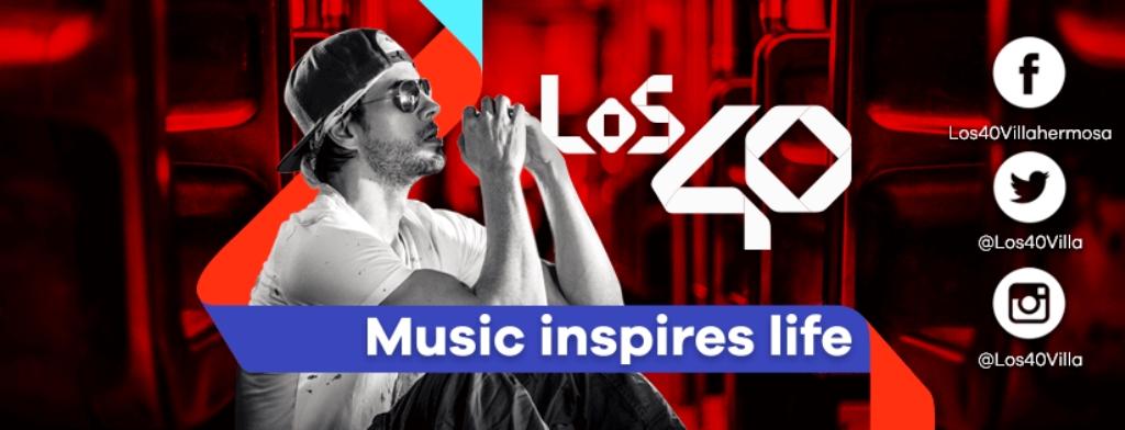 LOS40 Villahermosa 101.5 FM